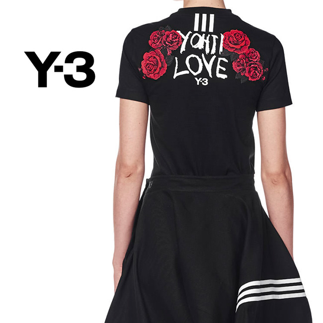Y-3 ワイスリー ヨウジラブ Tシャツ DY7146 DY7147