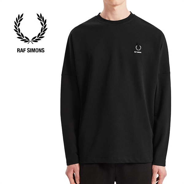 Fred Perry by RAF SIMONS フレッドペリー ラフシモンズ フォトスウェット SM7065