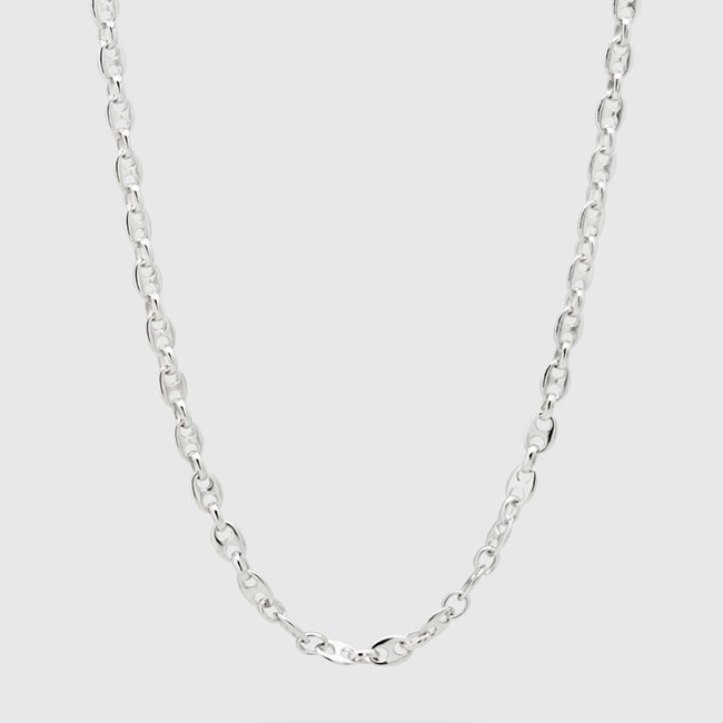 TOMWOOD トムウッド チェーン ネックレス Bean Chain 20.5inch