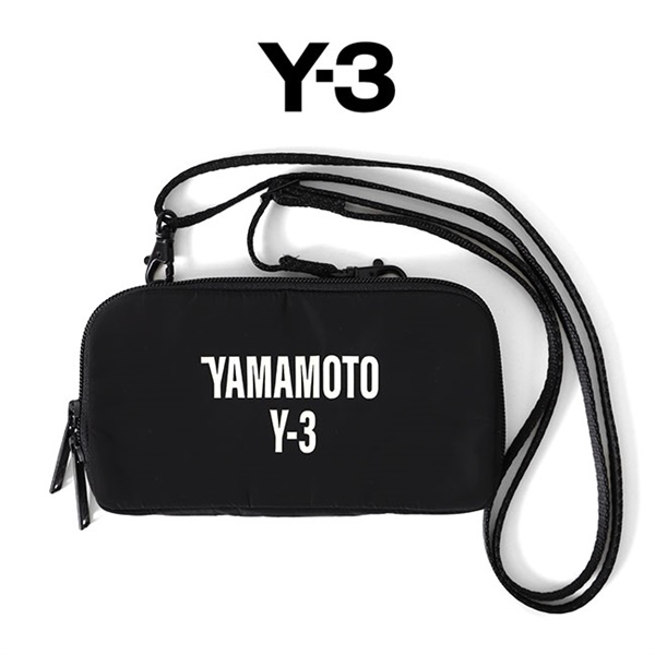 [TIME SALE] Y-3 ワイスリー ミニポーチ GK2113